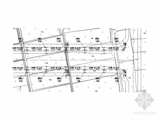 城市道路排水工程施工图(雨污水管道)