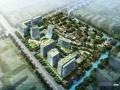 [上海]某国际企业办公区规划及单体设计方案文本
