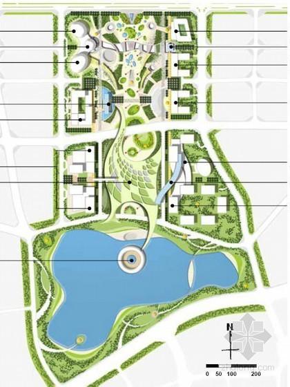 [海口]广场景观概念设计汇报方案