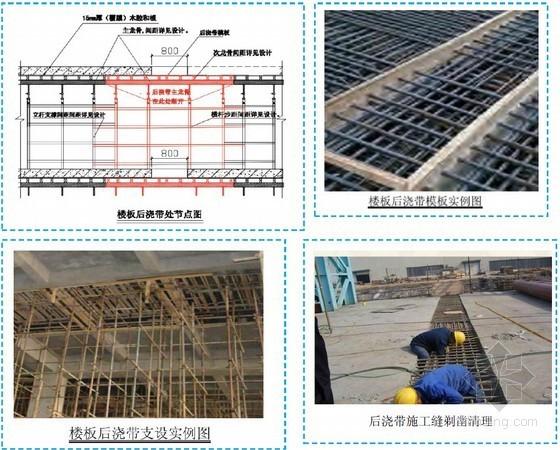 建筑工程主体结构及专项工程质量标准化图集(图文并茂)