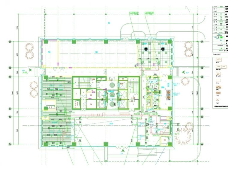[浙江]高层实验中心大厦空调通风及防排烟系统设计施工图