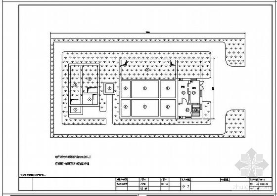 MBR工程工艺设计全套图纸