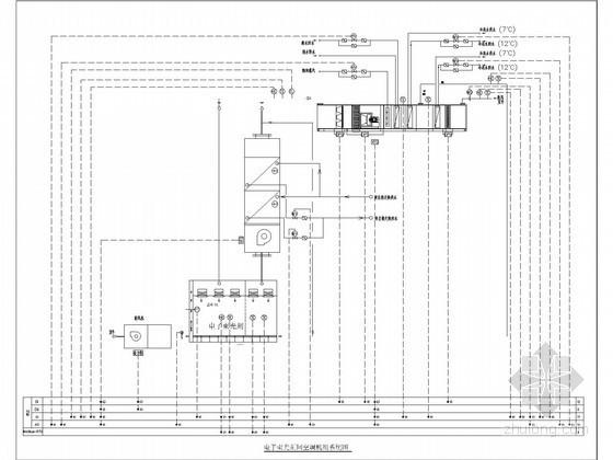 [安徽]某高校纳米实验室空调及自控系统设计图(大院出品)