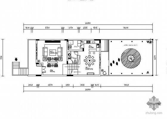 四层欧式别墅设计图
