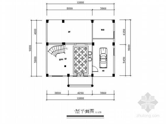 [福州]古典四层别墅内装修图(含效果)