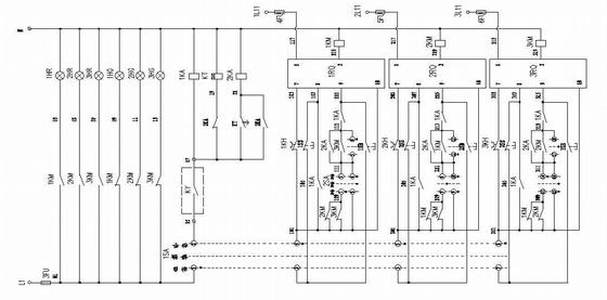 TYR3000-3软启动原理图