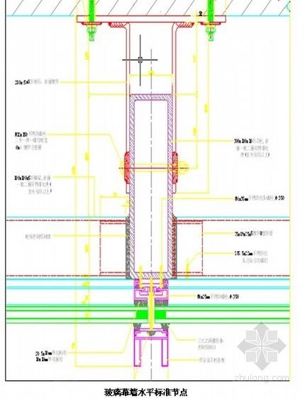 [上海]展览馆幕墙工程施工方案(石材幕墙、铝板幕墙)