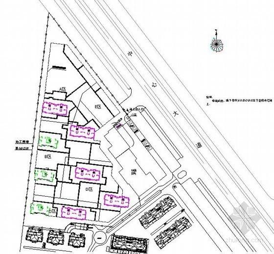 [天津]人防工程施工组织设计(2011年)