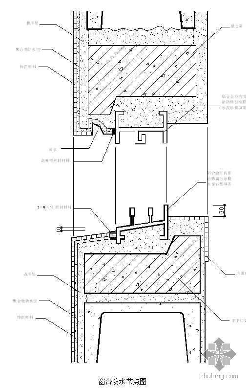 建筑工程预防渗漏、开裂技术措施