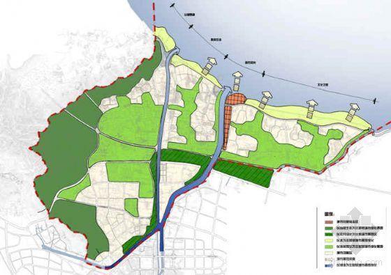 浙江湖州沿湖旅游休闲产业带景观概念设计方案
