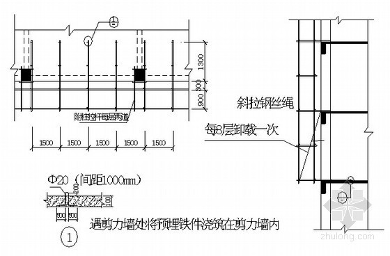 [江苏]高层框剪结构住宅楼施工组织设计