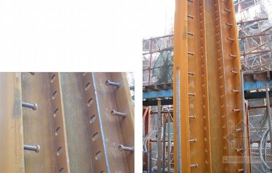 [QC成果]型钢混凝土拉钩连接技术保障措施