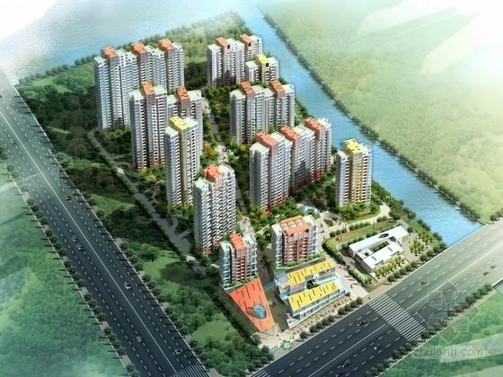 [江苏]住宅区规划及单体设计方案文本(国外知名建筑设计公司)