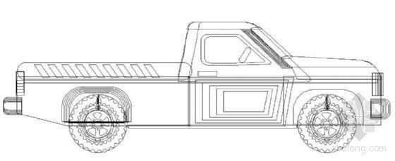 货车图块1