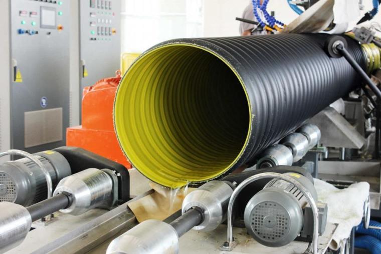 市政排水管网中的管道设计选用