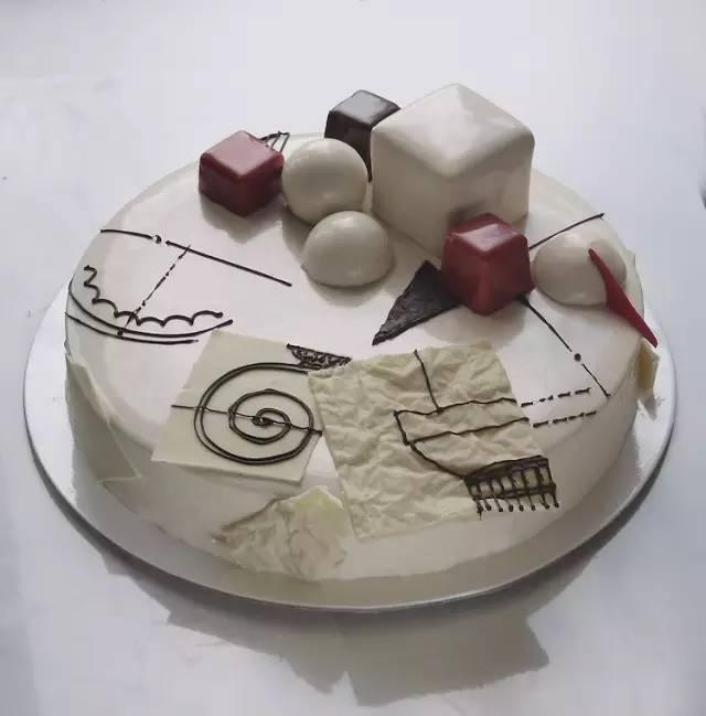 建筑设计+甜品,不会做甜品的不是好设计师_8