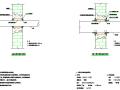 轨道交通综合枢纽车站出入口通风空调设计图101张CAD