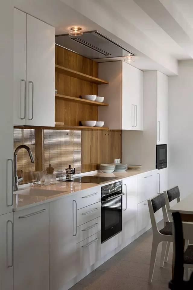 厨房装修全攻略,这些类型你一定要弄懂