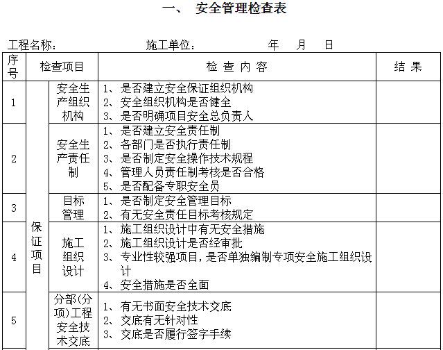 工程建设监理公司管理制度(全套)