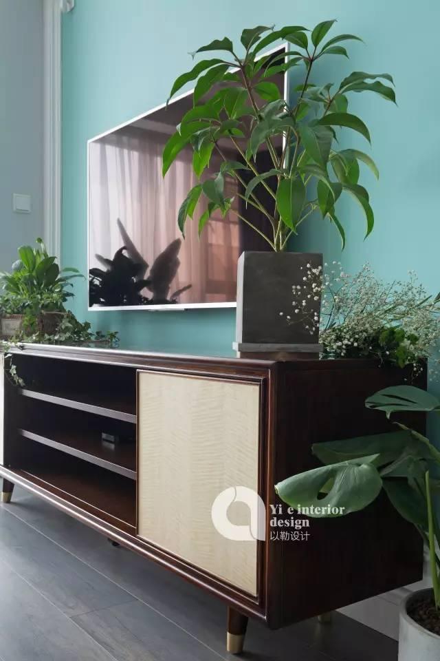 拥有绝美榻榻米卧室、治愈系厨房,可能是最清新的美式风!_20