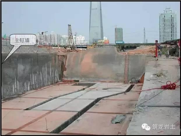 地铁站深基坑土方开挖施工方法比较(明挖法、盖挖法、暗挖法)_2