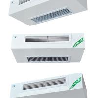 亿凯FP-WM卧式明装风机盘管厂家 水空调 冷暖变频