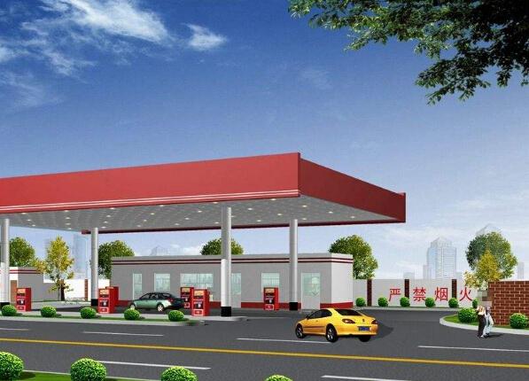 加油站改扩建工程施工组织设计(136页)