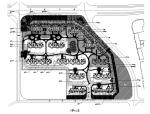 [福建]酒店式公寓高层居住小区景观设计施工图