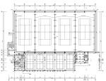 [重庆]体育教学配套建筑网球场乒乓球馆电气施工图