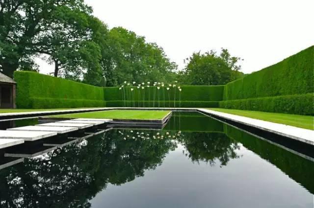 绿篱景观配置详细解读!