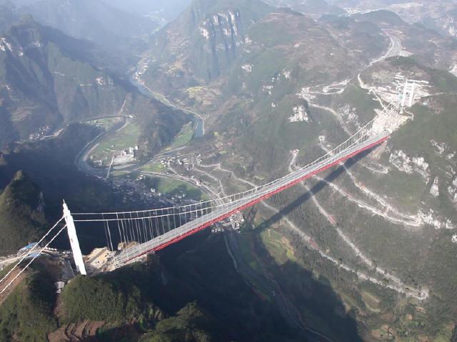[湖南]创四项世界第一主跨1176m钢桁加劲梁特大悬索桥关键技术与创新186页(附图丰富)