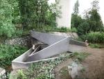陕西岭子底村便民桥