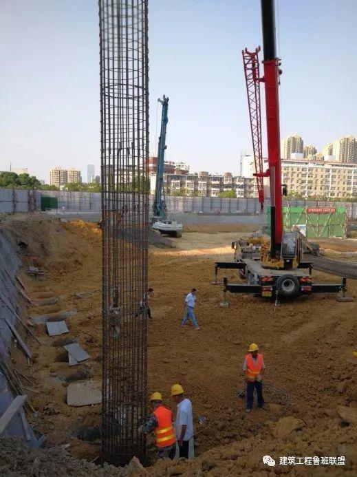 """深基坑""""样板工程""""如何做?来城建北方现场看一看!_10"""