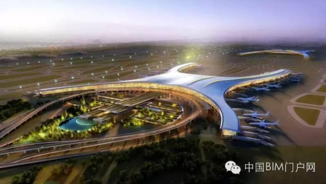 BIM案例丨江北机场T3A航站楼BIM应用
