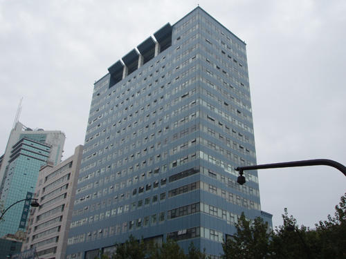北京远洋大厦座办公楼暖通设计方案_1