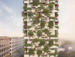 垂直森林住宅户型图,你觉得可行吗