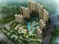 [江苏]超高层流动布局低密度住宅建筑设计方案文本