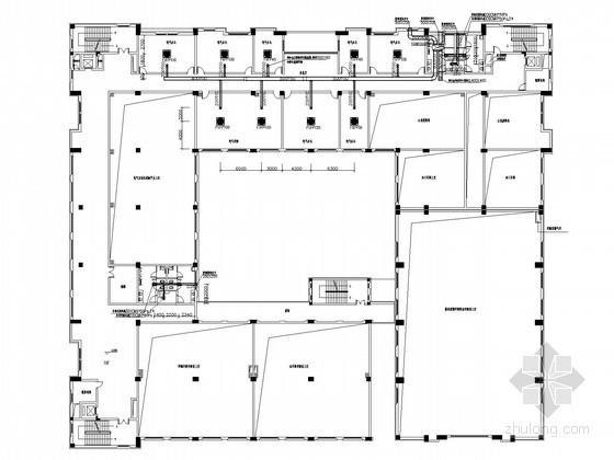 [浙江]科研实验楼空调通风及防排烟系统设计施工图