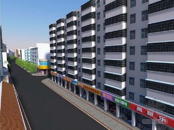 [湖北]咸丰县街道环境整治规划设计方案