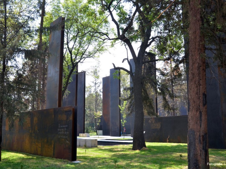墨西哥暴力受害者纪念园