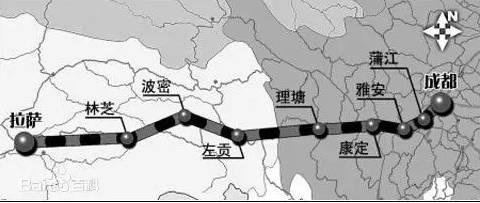 未来14年这些铁路开工,构建八横八纵高速铁路网_8