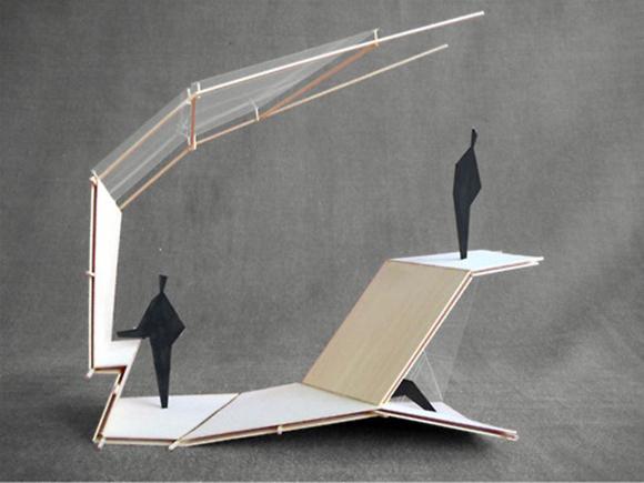 看看国外学生/建筑师的概念模型_7