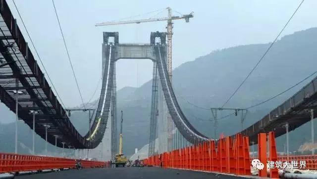 用火箭架桥!云南200层楼高的世界第一高桥!震惊世界!_9