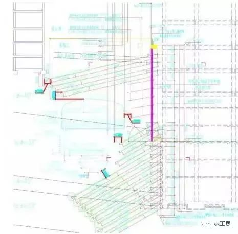 43m深基坑改造施工难点介绍,值得看的案例_2