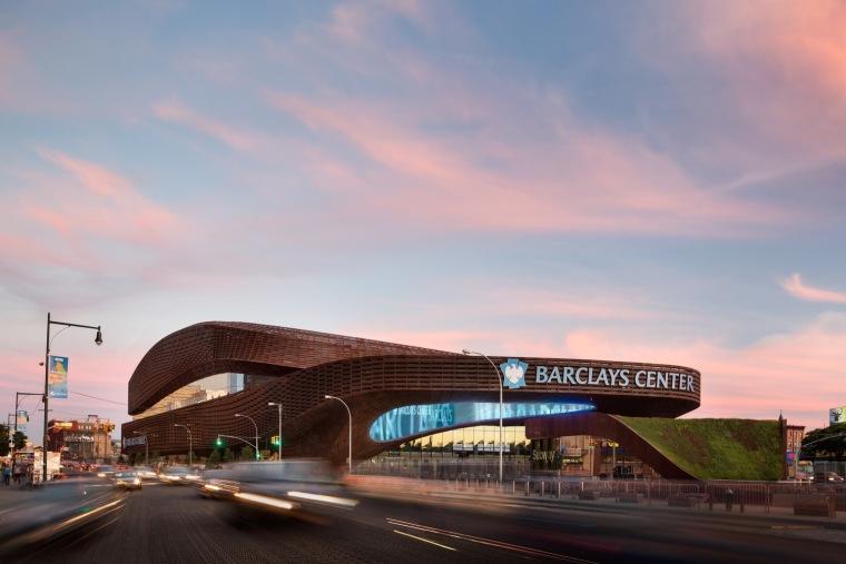美国巴克莱体育竞技中心