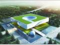 钢结构科技馆施工组织设计汇报(附图丰富,钢框架)