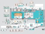 玩转视觉游戏——北京海狸车间办公空间