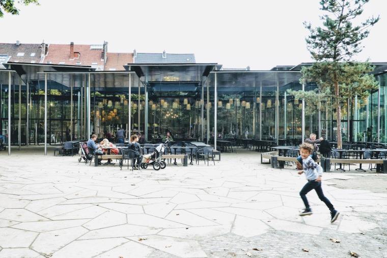 当代Antwerp动物园改建-1