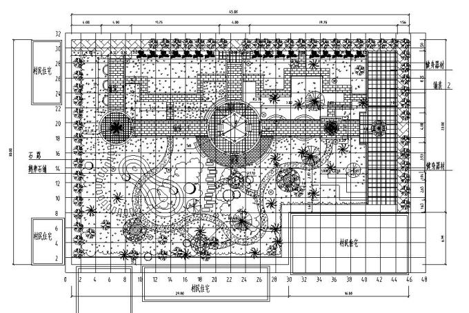 [浙江]某市景观公园施工图