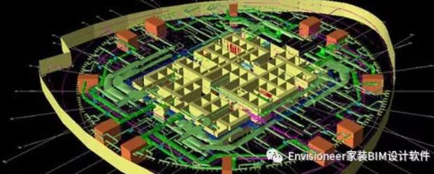 人防工程中的BIM技术与VR技术